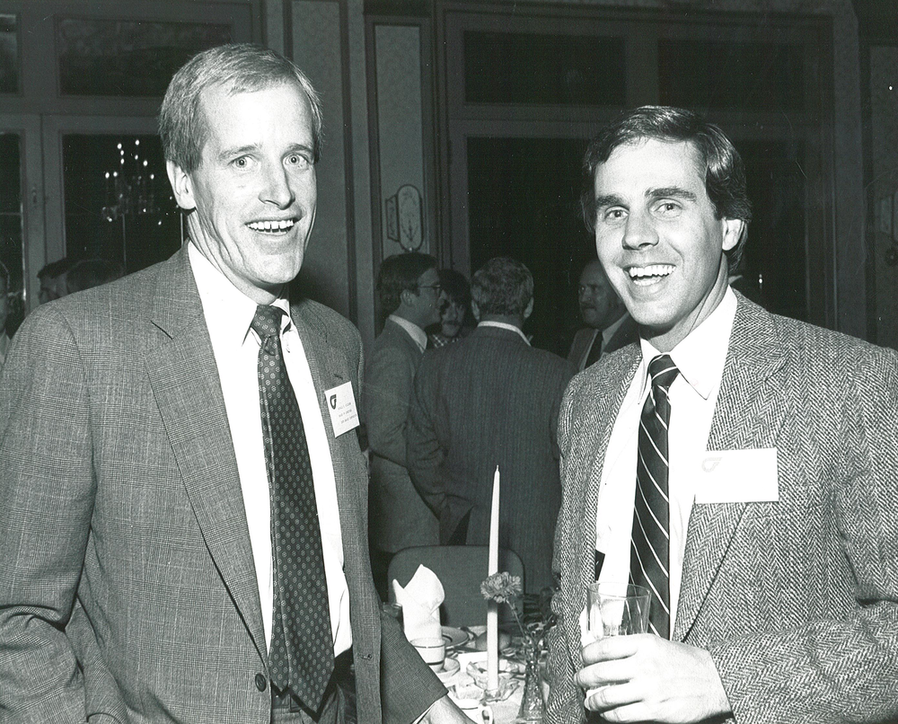 Ron Williams and Dave Younggren.